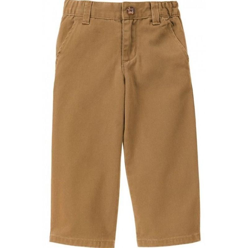 Gymboree Toddler Boys' Brown Chino Pants - Size 12-18M