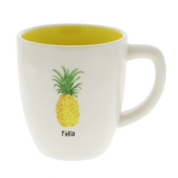 Rae Dunn by Magenta Pina Pineapple Mug