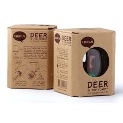Deear Paper Clip Dispenser