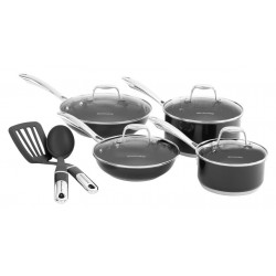 KitchenAid 10 Piece Stainless Steel Culinary Set