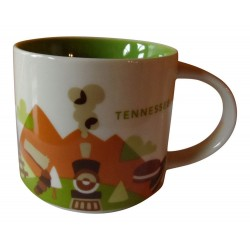 Starbucks Tennessee Mug - You Are Here Collection