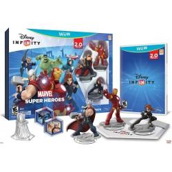 Disney Infinity Marvel Super Heroes 2.0 Wii U Starter Pack