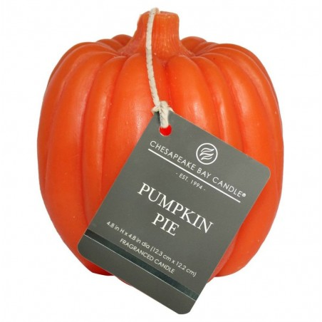 Chesapeake Bay Candle Pumpkin Shaped Candle - Pumpkin Spice - Pack of 3