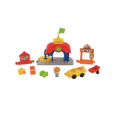 Fisher-Price Little People Load & Go Train Station