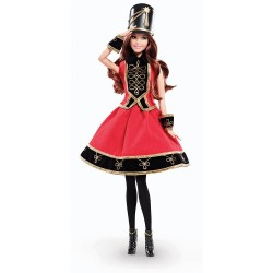 Barbie FAO Schwarz Toy Soldier Doll - Brunette
