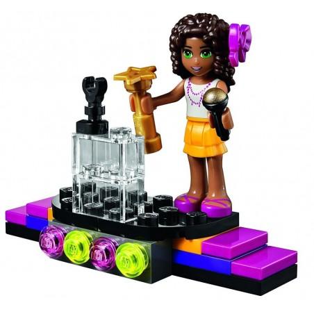 LEGO Friends 30205 Pop Star Andrea 2015
