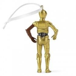 Hallmark Star Wars C3PO 3D Christmas Ornament