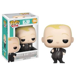 Funko POP! Movies Boss Baby In Suit