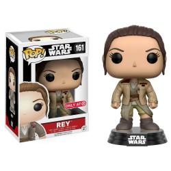 Funko POP! Star Wars Rey in Finn's Jacket