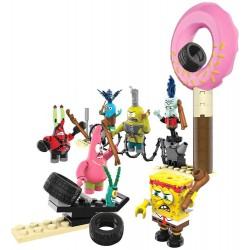 Mega Bloks SpongeBob SquarePants Post-Apocalypse Figure Pack