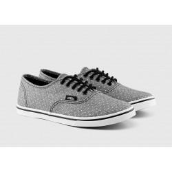 VANS Authentic Lo Pro Chambray Dots Sneaker Shoes