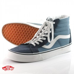 Vans Sk8 Hi Reissue 2 Tone Parisian Night Skateboard Shoes
