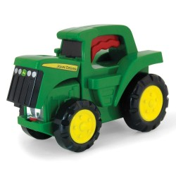 John Deere Roll N Go Tractor with Flashlight