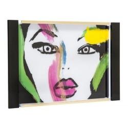 Sonia Kashuk Art of Beauty Vanity Tray - Frace Print -Limited Edition