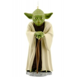 Hallmark Star Wars Yoda Christmas Ornament