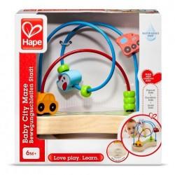 Hape Baby City Maze Learning Toys