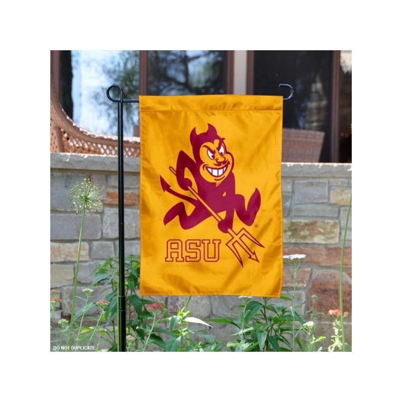 ASU (Arizona State University) Sun Devils Team Decorative Garden Flag