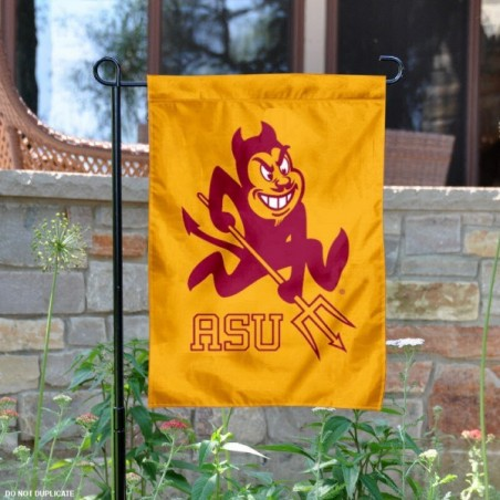 ASU (Arizona State University) Sun Devils Team Decorative Garden Flag