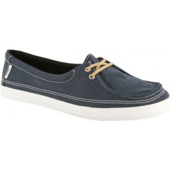 VANS Rata Lo Hemp Navy / Tan Girls' Shoes