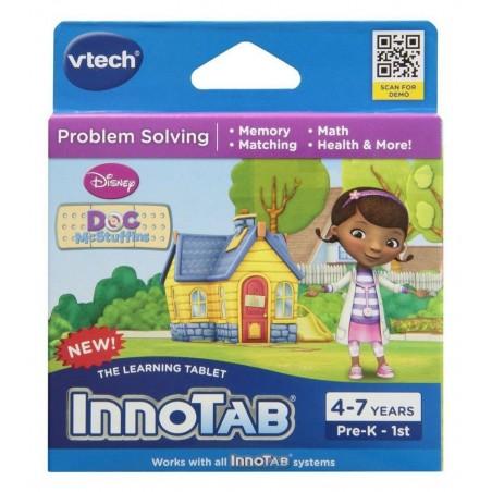 VTech InnoTab Learning Software Disney Doc McStuffins