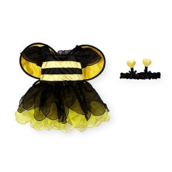 Koala Kids Girls' Bumblebee Halloween Dress Costume - 3-6 Months