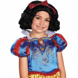 Disney Princess Snow White Kid Girls Halloween Wig