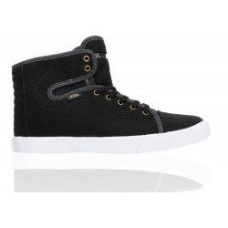 VANS Hadley Black Khaki Women's / Girls' Shoes