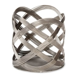Nate Berkus Metal Lattice Votive Candle Holder