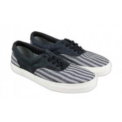 VANS Era Ca Italian Weave Nubuck Black Sneakers Shoes