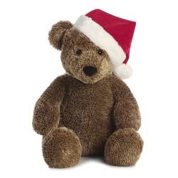 Aurora World Holiday Trevor Bear Plush