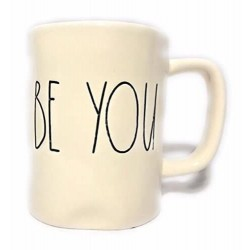 Rae Dunn Magenta BE YOU Mug