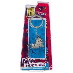 Bratz Sparkly Charm Shoe Style Keychain
