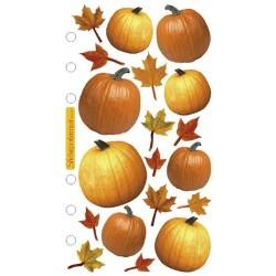 Sticko Harvest Stickers Autumn Pumpkins
