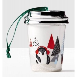 Starbucks Penguin Cup Holiday Ornament