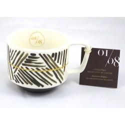 Starbucks Coffee Artisan Series Original Mug 12 Fl Oz