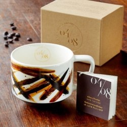 Starbucks Coffee Artisan Series Roasting Mug 12 Fl Oz