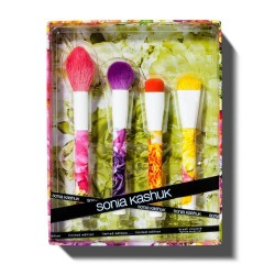 Sonia Kashuk Floral Print Brush Couture 4 Piece Set