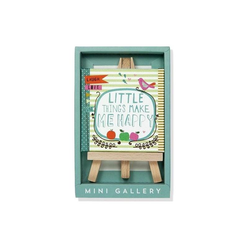 Little Things Make Me Happy Mini Gallery