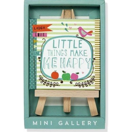 Little Things Make Me Happy Mini Gallery