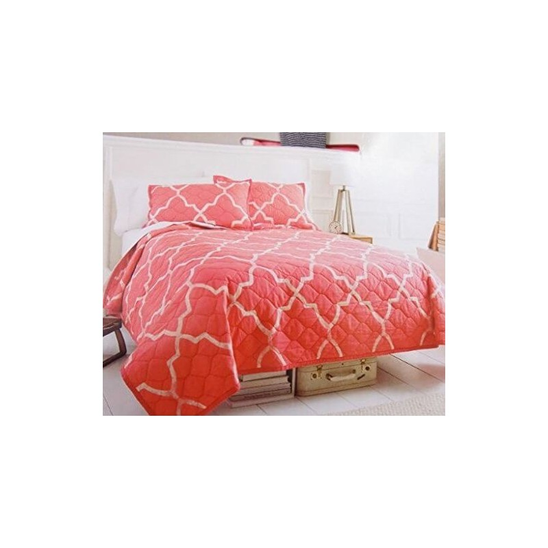 King Size Quilt And Pillow Shams