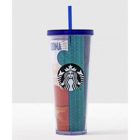 Starbucks Local Collection 24oz Venti COLD CUP ARIZONA Tumbler