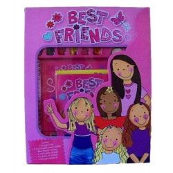 Best Friends Scrapbook Kit