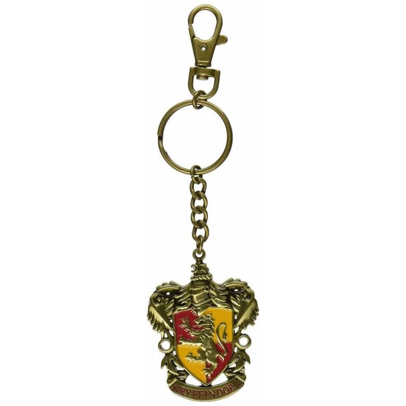 Harry Potter Gryffindor Crest Metal Keychain