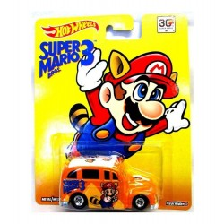 Hot Wheels Super Mario Brothers 3 School Busted Real Riders