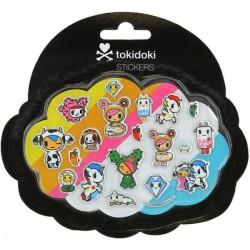 tokidoki Multi Characters Sticker Set