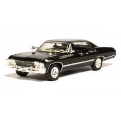 Supernatural Joun the Hunt 1967 Chevy Impala Diecast