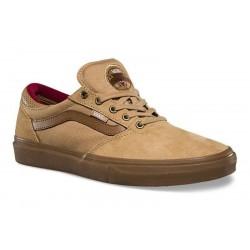 VANS Gilbert Crockett Tans Men's Shoes