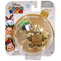 Disney Tsum Tsum Goofy Stackable Holiday FIgure