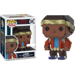 Funko 8-Bit Pop Stranger Things Lucas