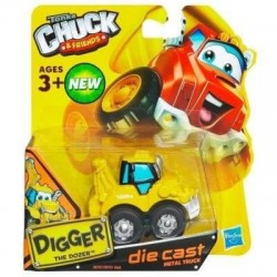 Tonka Chuck and Friends Die-Cast Digger the Dozer Truck